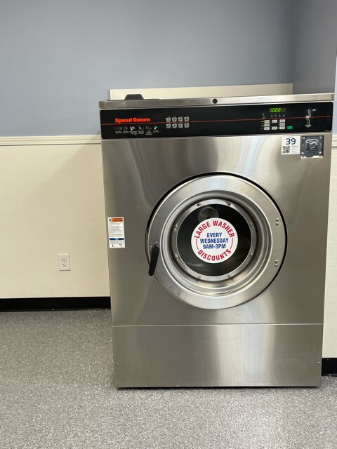 The Wash House - 80# Washer