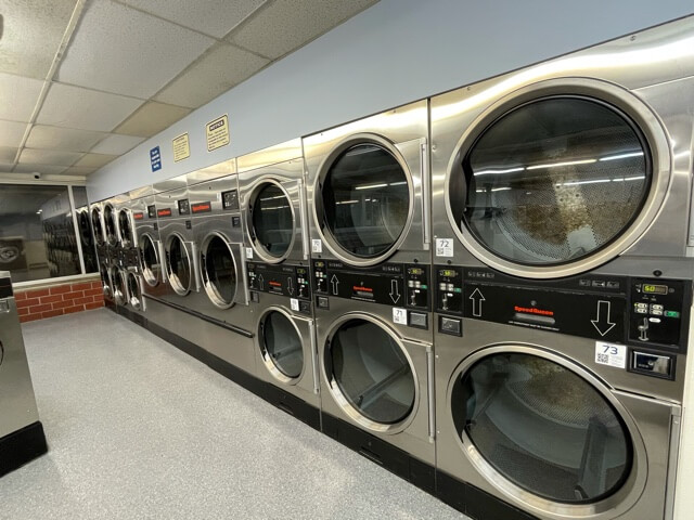 The Wash House - Dryers